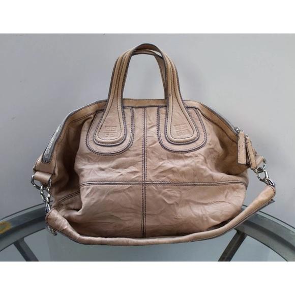 4ec87c0693 Givenchy Handbags - GIVENCHY Beige Nude Nightingale Bag